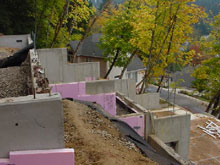 Water Brothers Construction Foundations
